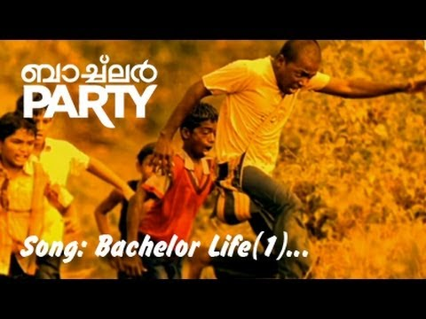 BACHELOR LIFE ( 1 ) | BACHELORE PARTY | VIDEO SONG | New Malayalam Movie Song
