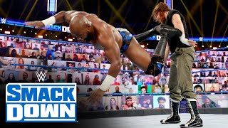 Apollo Crews vs. Sami Zayn: SmackDown, Jan 15, 2021