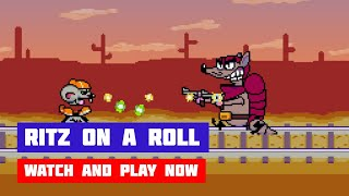 Ritz on a Roll · Game · Gameplay