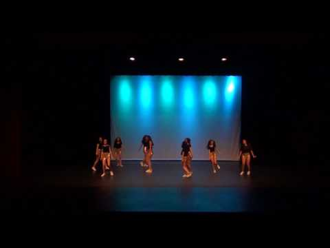 """Whitney Young AAC Show 2017 """"Recollection"""": Girls"""