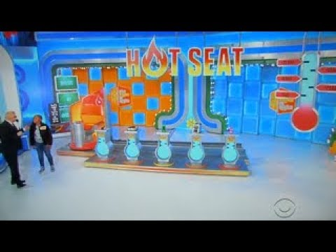 The Price is Right - Hot Seat - 9/8/2017
