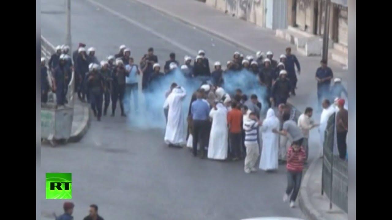 Бахрейн и Кувейт на пути к «арабской весне»