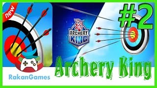 Archery King Tips   How To Reach Your Targets -2 | AndroidiOS …