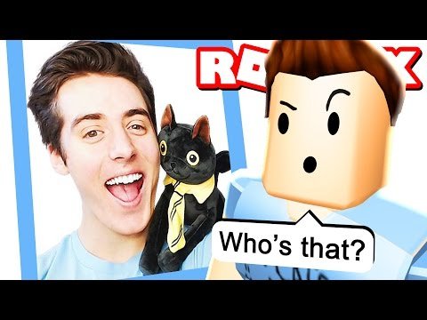 Thumbnail: GUESS THE YOUTUBERS CHALLENGE IN ROBLOX