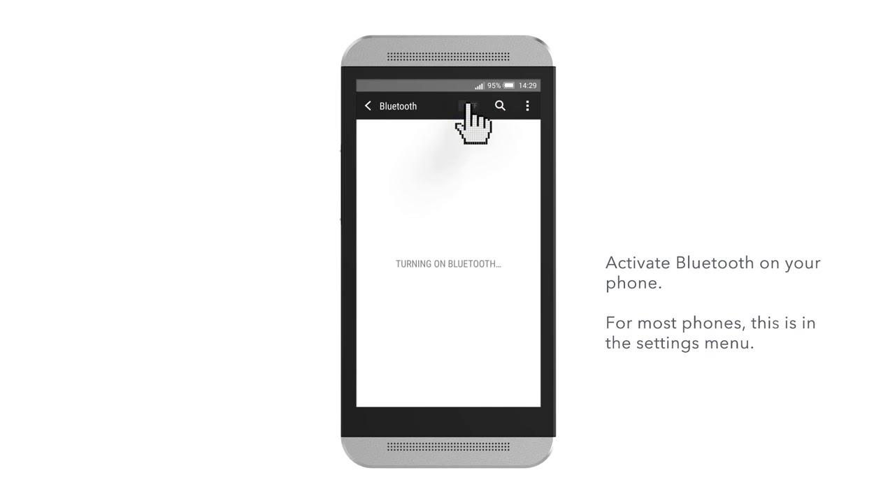 Como parear o  StreamLine Mic com seu smartphone