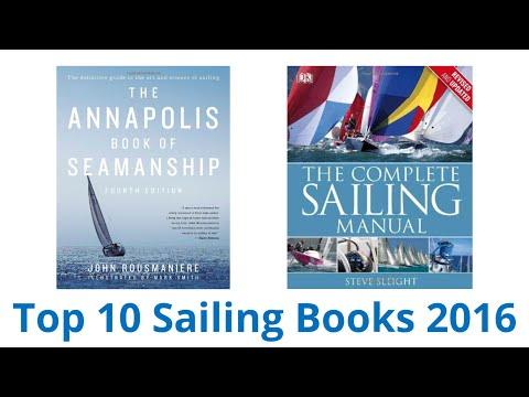 10 Best Sailing Books 2016