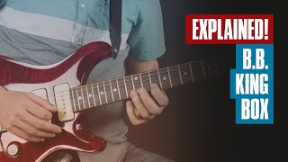 How to Play BB King Box on Guitar | Guitar Tricks