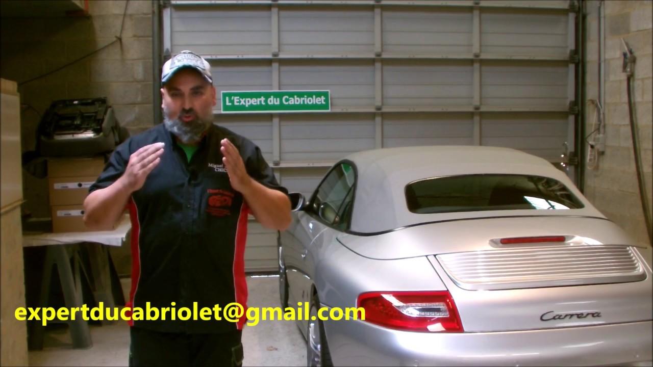 Cabriolet    L expert du cabriolet    PORSCHE 911 type 996 5ca542241ec6