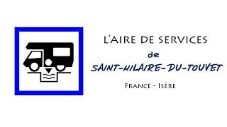 Saint-Hilaire du Touvet : aire de services pour camping-cars en Isère (France)