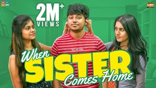 When Sister Comes Home  | #StayHome Create #Withme | Narikootam | Tamada Media