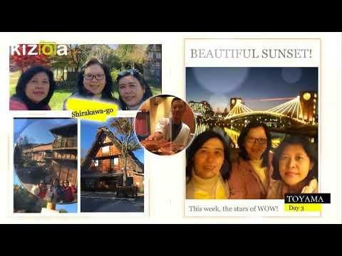 Kizoa Movie - Video - Slideshow Maker: WOW Japan