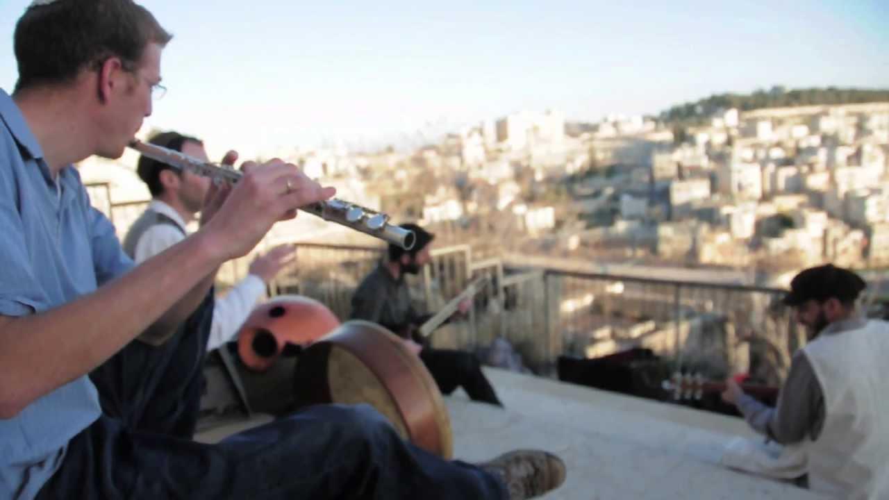 ניגון ירושלמי - אנא בחסדך - Nigun Yerushalmy - Ana Behasdecha