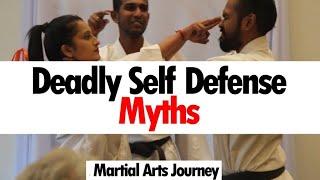 7 Biggest Self Defense Myths • Martial Arts Journey