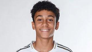 Alejandro Martín - Real Madrid Infantíl A (U14) - 2019/20 HD