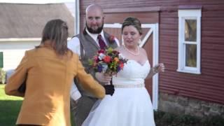 Alexandria and Cody Torock Wedding Highlight