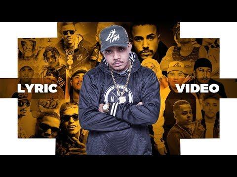 MC Lelo 2L - Voltei Pra Farra (Lyric Video) DJ Nene MPC