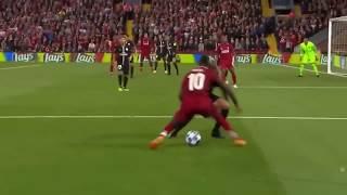 Sadio Mané vs Neymar HD - Champions League 2018
