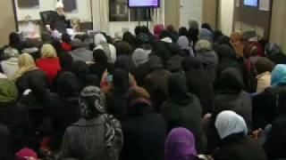 Gulshan-e-Waqfe Nau (Lajna) Class: 13th February 2010 - Part 7 (Urdu)