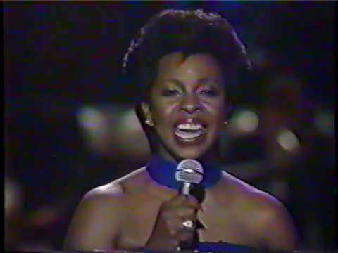 """Gladys Knight """"And I Am Telling You I'm Not Going"""" (1985)"""