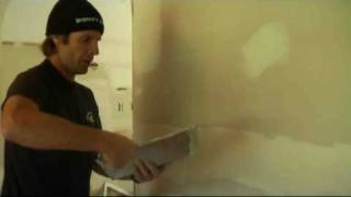 how to spackle basics.avi