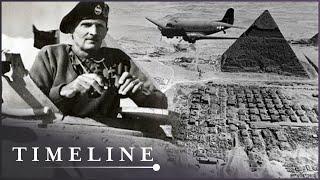 Desert Generals - Part 1 Of 2  World War 2 Documentary  | Timeline