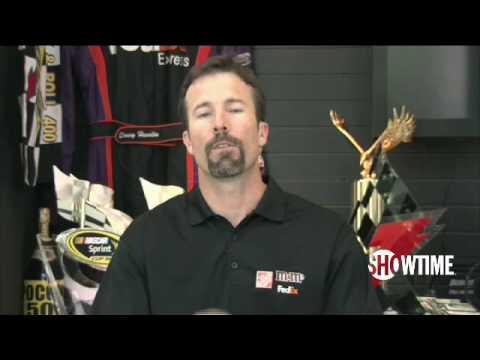 J.D. Gibbs Interview - Inside NASCAR on SHOWTIME