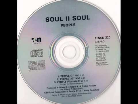 Soul II Soul - People  (Alternate#2) HQ AUDIO mp3