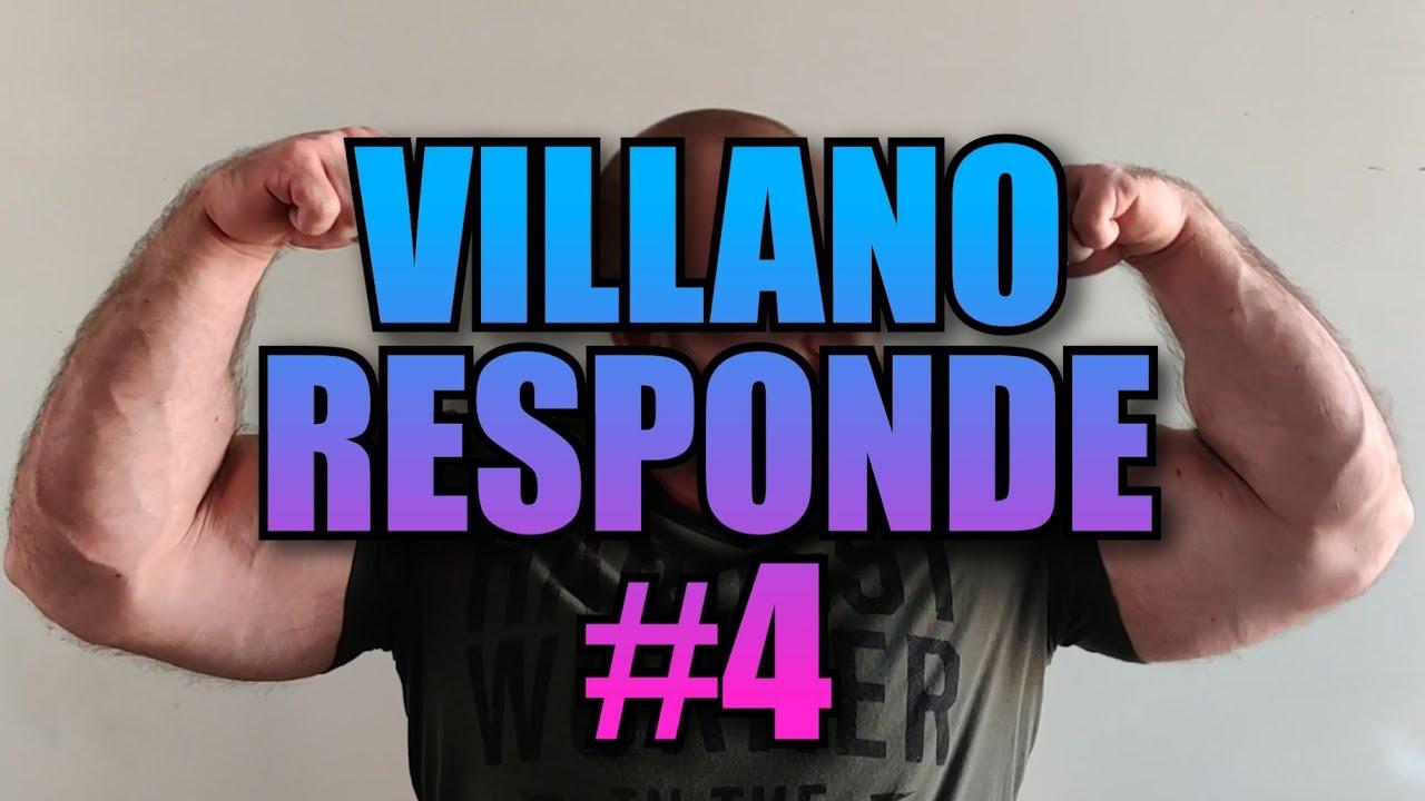 VILLANO RESPONDE #4 MUCHAS COSAS MALAS
