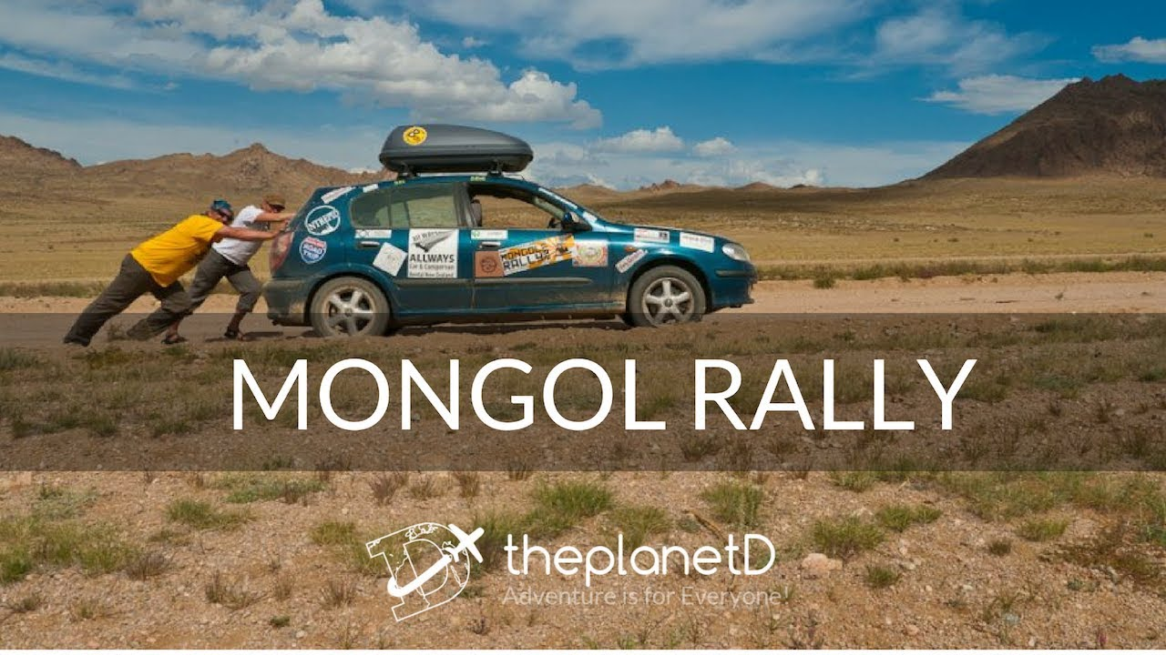 20 Essential Tips for Driving The Mongol Rally | The Planet