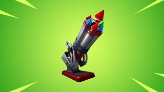 *NEW* BOTTLE ROCKETS - Fortnite Battle Royale Gameplay