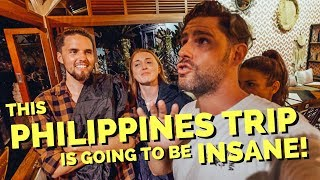 This PHILIPPINES trip will be AMAZING !!!!