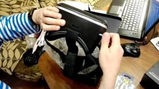 VR SHINECON 3D VR Glasses with B100 Remote Control Куплено в магазине gearbest.com(, 2016-04-27T19:49:34.000Z)