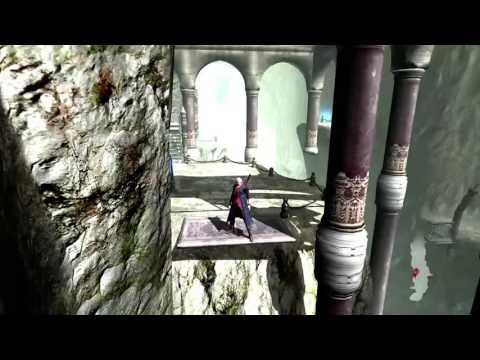 Purple May Cry: Secret Mission 07 (Nero)