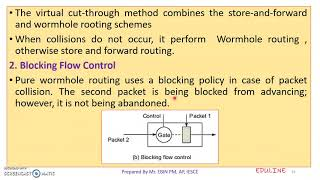 CSA - MODULE 4 - TOPIC 2 - FLOW CONTROL STRATEGIES