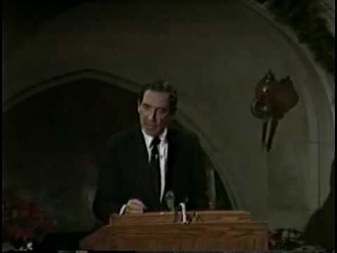 Doug Coe speaks to Navigators - 1989, part 2