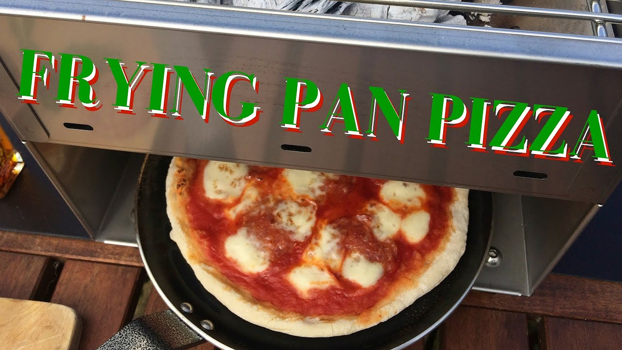 Recipe for pizza in a frying pan cooked in 10 minutes - 5 simple and tasty recipes 75