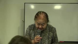 道路問題と環境アセス1/2  礒野弥生講演