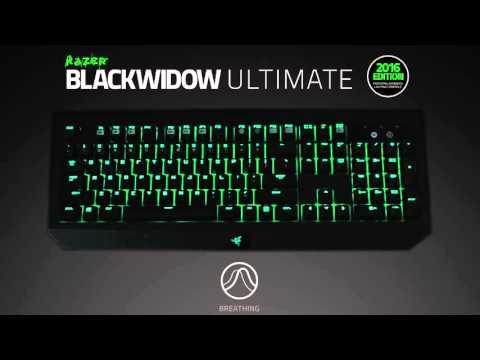 Razer Blackwidow Ultimate 2016 | Lighting Effects