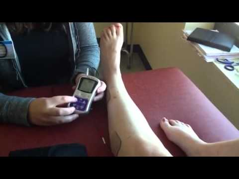 Muscle Stimulation for weak muscles/tendons