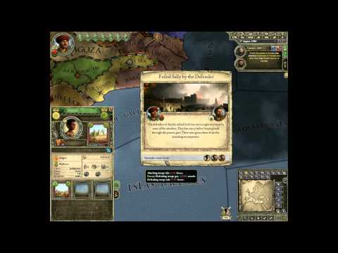 Let's Play Crusader Kings 2 (Hammadid) part 5