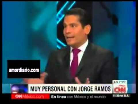 Periodista Jorge Ramos Dice No Creer En Dios.