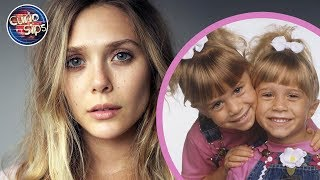 Elizabeth Olsen - wins the battle for fame with famous sisters?