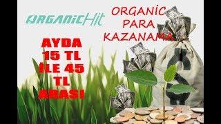 ORGANİCHİT PARA KAZANMA (SESLİ) İNTERNETTEN PARA KAZAN