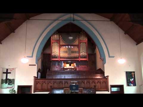 I Serve a Risen Saviour, Played on the St Keverne Organ Cornwall,13/04/13