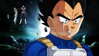 Vegeta Couldn't Save Her...(Everything CHANGES)