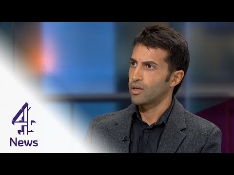 'My father was a Hamas leader, I was an Israeli spy' | Channel 4 News