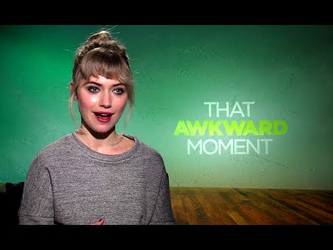 Imogen Poots Interview - That Awkward Moment (HD) JoBlo.com Exclusive