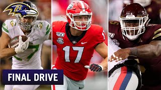 Undrafted Rookies Who Could Extend the Streak | Ravens Final Drive