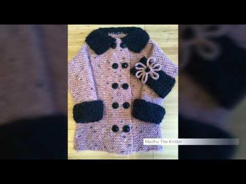 Knitting Pattern For Cardigan Jacket Shawl Youtube