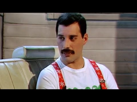 Freddie Mercury - 1985 About His Solo